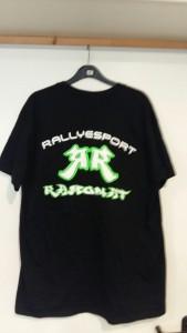 Rallyesport Ramonat Tshirt (hinten)
